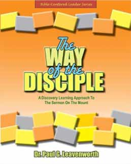 The Way of the Disciple (Matthew 5-7)