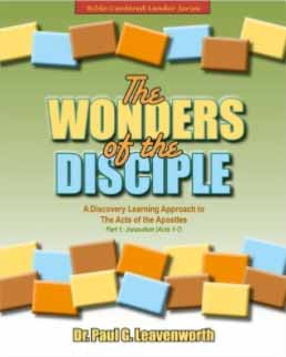 The Wonders of the Disciple Part 1