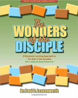 The Wonders of the Disciple Part 2