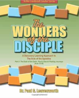 The Wonders of the Disciple Part 3