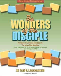 The Wonders of the Disciple Part 4