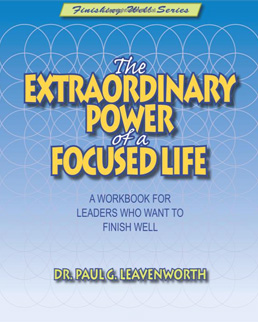 The Extraordinary Power of a Focused Life