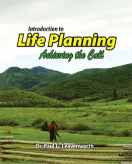 Introduction to Life Planning