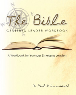The Bible-Centered Leader Workbook